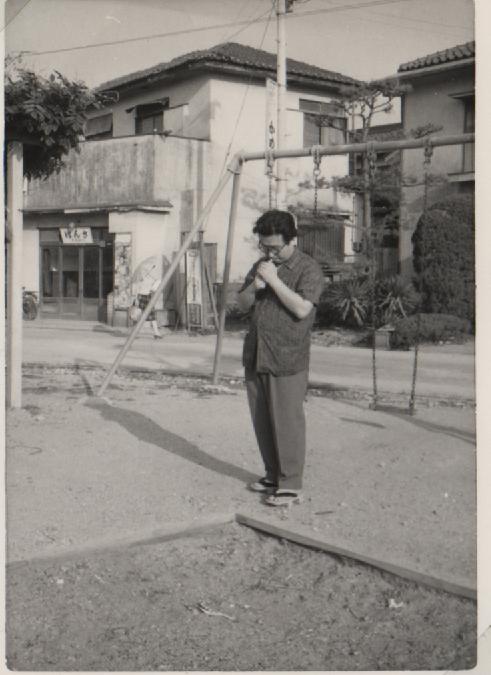 SF作家デビュー前の小松左京